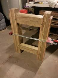 split top roubo inspired workbench brad parham