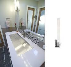 Modern Sconces Bathroom Modern Bathroom Wall Sconce Decor Wall Sconces Lowes Wall Light