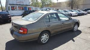 1999 Nissan Altima Interior 1999 Nissan Altima Gxe 4dr Sedan In Englewood Co B Quality Auto