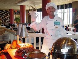 our chef for thanksgiving dinner picture of cove resort