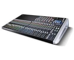 Home Studio Mixing Desk by Studio Mixers Recording