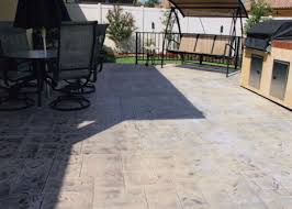 Concrete Ideas For Backyard by Backyard Concrete Patio Designs For Patios Wm Pics On Mesmerizing