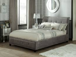 elegant upholstered ottoman bed serene wesley upholstered ottoman