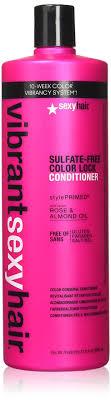 sexy color amazon com sexy hair vibrant color lock sulfate free conserve
