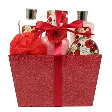 days gift bath and set spa gift basket with