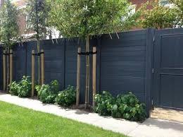 Backyard Fences Ideas 60 Gorgeous Fence Ideas And Designs Wood Fences Black Wood And