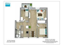 3d Floor Plans Roomsketcher House Plan Designs In 3d