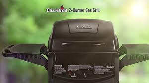 Backyard Grill 2 Burner Gas Grill by Char Broil 2 Burner Gas Grill Youtube