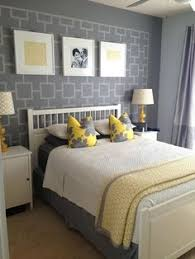 and yellow bedroom ideas grey decorating stylish chic yellow and grey bedroom bedroom pinterest gray bedroom