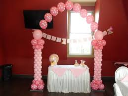 Columns For Party Decorations Pink Black White Party Decoration Ideas Polka Dot Party Party