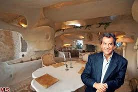 dick clark flintstone house photos dick clark s nutty flintstones style house gets 250k chop curbed la