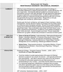 Best Engineering Resume Template Enjoyable Design Mechanical Engineering Resume Templates 14 42