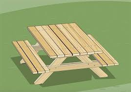 Plans For Wooden Picnic Tables by 50 Free Diy Picnic Table Plans For Kids And Adults
