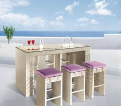 outdoor patio bar table 67 best bar set images on pinterest rattan wicker and bar tables