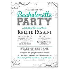 bridal shower bachelorette party engagement party