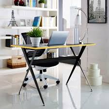 Chrome Office Desk Chrome Office Desk Bellacor