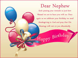 160 birthday wishes for nephew quotes messages allupdatehere