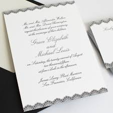 invitation marriage how to word and assemble wedding invitations vip magazine