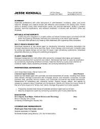 What Is A Objective On A Resume An Objective Needed On A Resume Template Billybullock Us