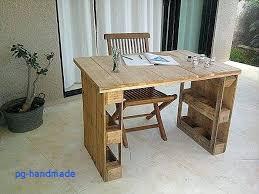 fabriquer un bureau en palette fabriquer une table a manger en palette table salle a manger avec
