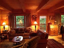 luxury log cabin lake access ski u0026 gol vrbo