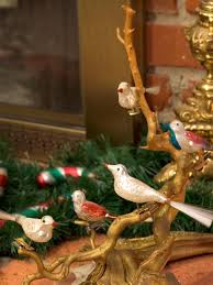 ornaments bird tree ornaments a