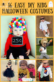 Good Family Halloween Costumes by 16 Easy Diy Kids U0027 Halloween Costumes Totscoop Blog