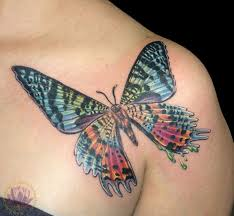 36 best butterfly tattoos on chest images on chest