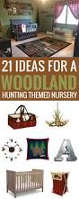 21 ideas for a woodland hunting themed nursery