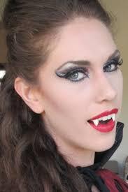 womens vampire makeup vampire halloween makeup look youtube