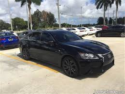 lexus gs 350 black lexus gs 350 f sport lease