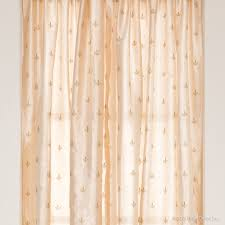 Fleur De Lis Curtain Rods Fleur De Lis Curtain Rod Curtain Gallery Images Inquietudes Me