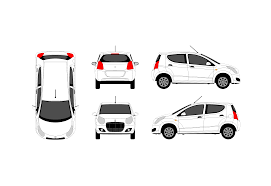 Vehicle Outline Templates free vehicle template pertamini co