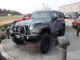 customized 4 door jeep wranglers custom jeep near memphis collierville jeep customization