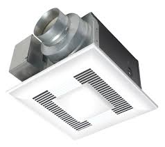 Bathroom Fan With Light Panasonic Fv 15vql6 Whisperlite Bath Vent Fan W Light