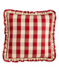 Red Decorative Pillow Luxury Decorative Pillows At Neiman Marcus