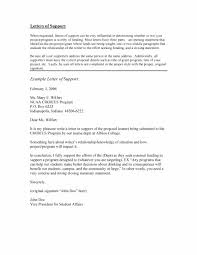 Grant Letter Of Intent by Support Letter Templates Thebridgesummit Co