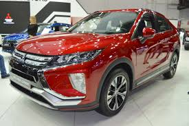 mitsubishi 2017 eclipse mitsubishi eclipse cross front three quarters left side at 2017