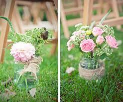 wedding flowers jam jars jam jar pew ends archives for flowers