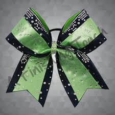 custom bows a finishing touch we specialize in custom bows custom cheer