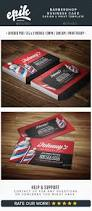 barbershop business card template barbershop card templates and