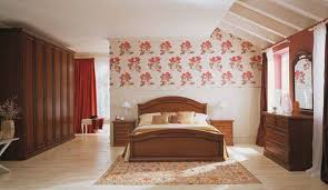 Elegant And Modern Bedroom Interior From Italian Home Decoration - Bedroom design wood