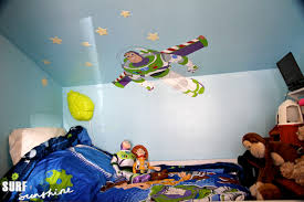Buzz Lightyear Bedroom   the unveiling of the new buzz lightyear themed bedroom buzz