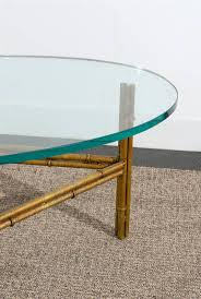 Glass Top Coffee Table With Metal Base 25 Best Oval Glass Coffee Table Ideas On Pinterest Glass Coffee