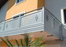 balkon alu alu classic venezia leeb balkone und zäune