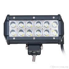 led automotive work light 36w cree led work light 12v vehicle atv offroad lights bar tractor