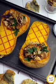 cuisiner la butternut recette courge butternut d automne cuisine