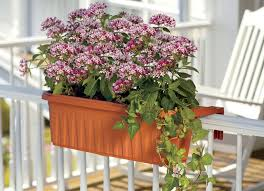 balcony railing planter porch u2014 railing stairs and kitchen design