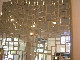 Mirror Wall Tiles by Gorgeous Bathroom Mirror Tiles Ideas A Feature Wall In Mirror Wall