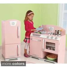pink retro kitchen collection kitchen play food for less overstock
